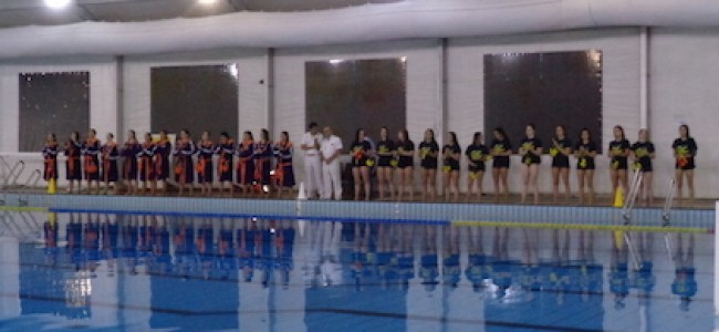 Ewz escuela waterpolo zaragoza ewz for Piscina municipal moscardo